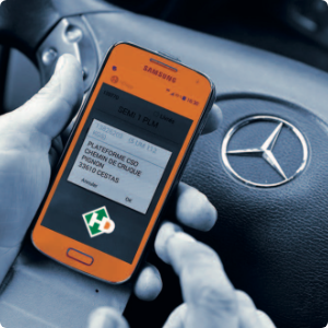 Mise en place de la géolocalisation des véhicules et tournées en temps réel sur smartphone